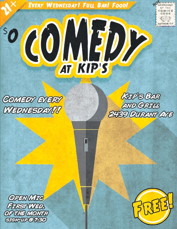 comedy!Kips