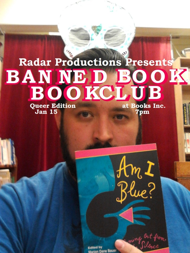 banned books poster for meeeee