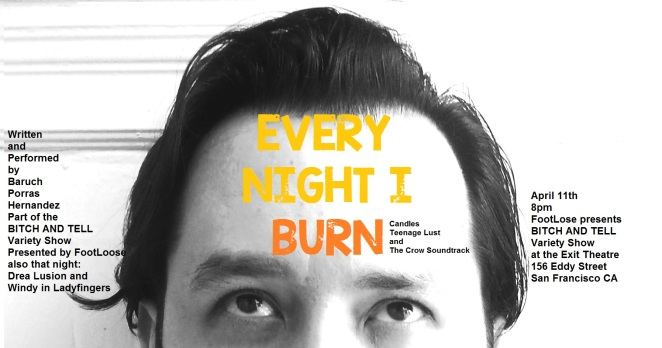 everynight I burn