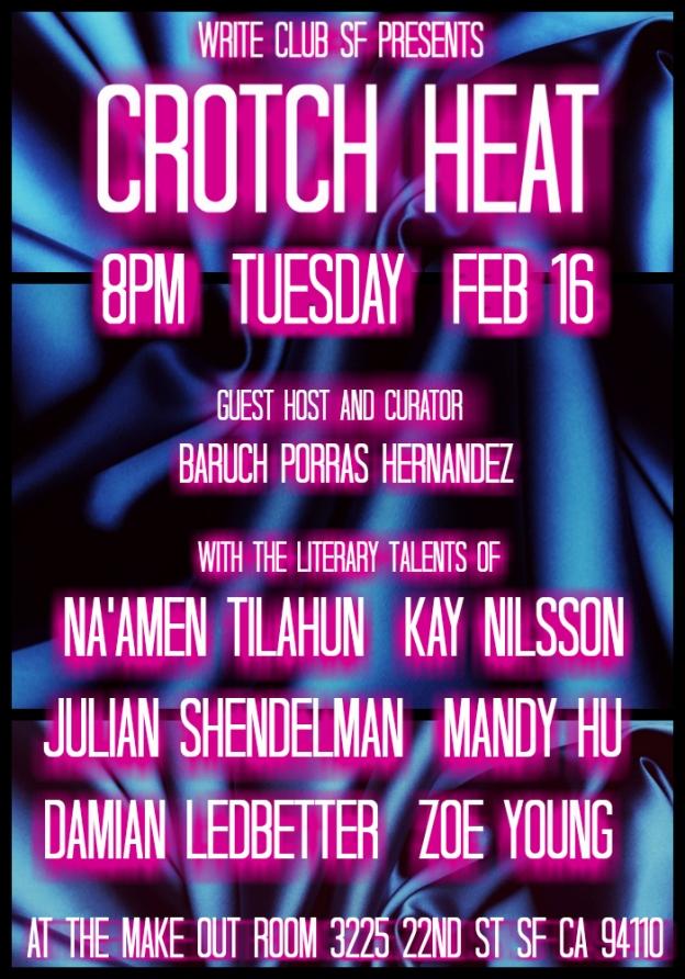 Crotch Heat Poster 2