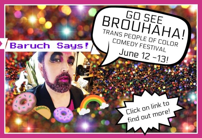bourhaha Baruch says
