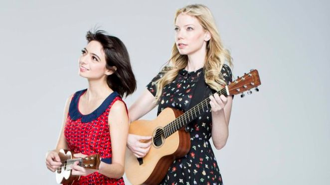 Image result for Garfunkel and oates don't stop being cool