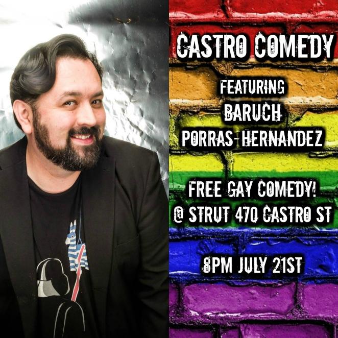Baruch Castro Comedy